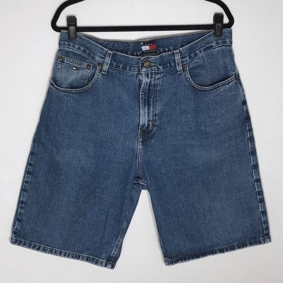 VTG Men's Tommy Hilfiger Denim Classic Shorts 34